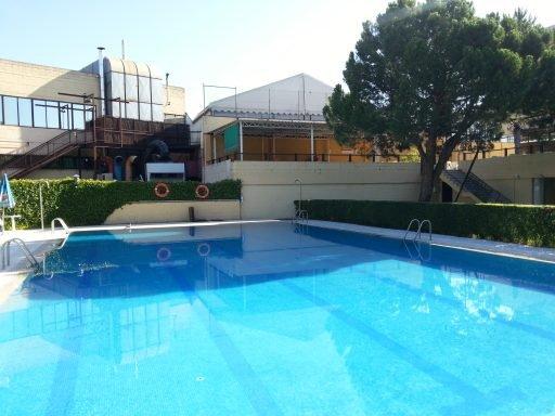 Instalaciones Corbachotenis Clases de tenis Madrid