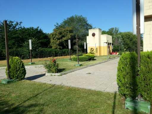 Jardines de Clases de tenis Madrid