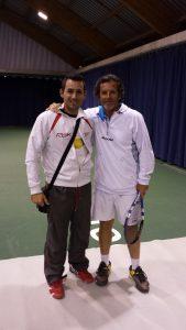 Tenis Madrid Francis Roig