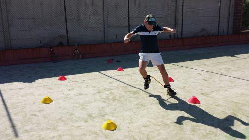 Cursos de tenis de verano