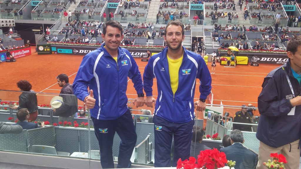 Madrid Open tenis Clases de tenis Madrid