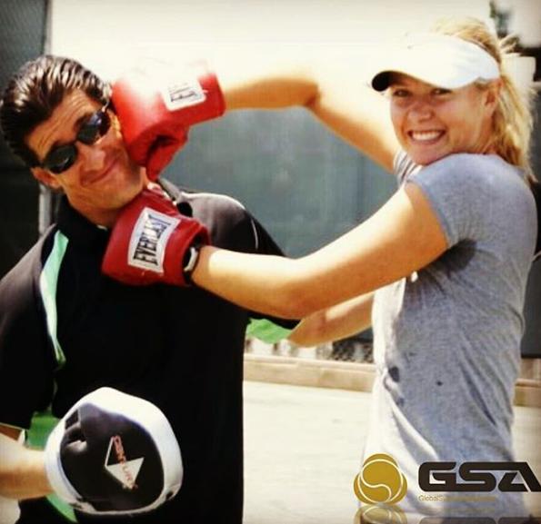 GSA Maria Sharapova