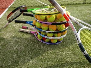 Clases de tenis niños