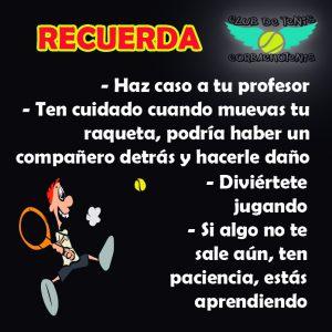 Clases de tenis para niños en Madrid Centro