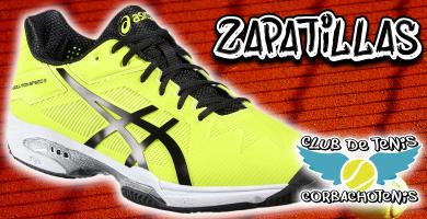Cómo elegir zapatillas de tenis