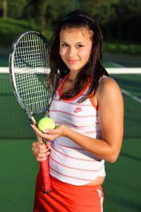 Clases de tenis para niños nivel medio Madrid
