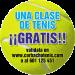 aprender tenis gratis en Madrid