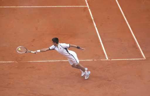 Estirar tenis