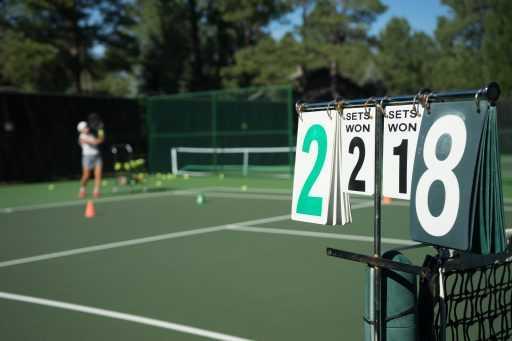 Cursos tenis verano