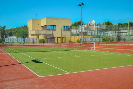 Clases de tenis en Madrid para adultos